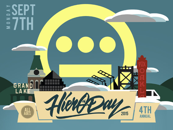 Hiero Day 2015